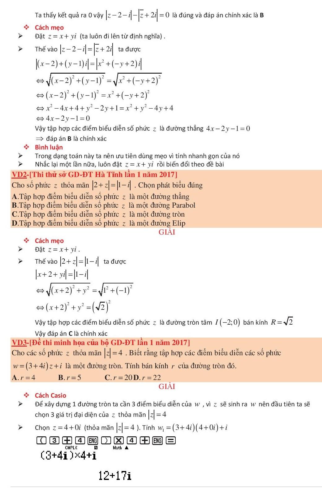 Giải dạng quỹ tích số phức bằng máy tính casio (2).jpg