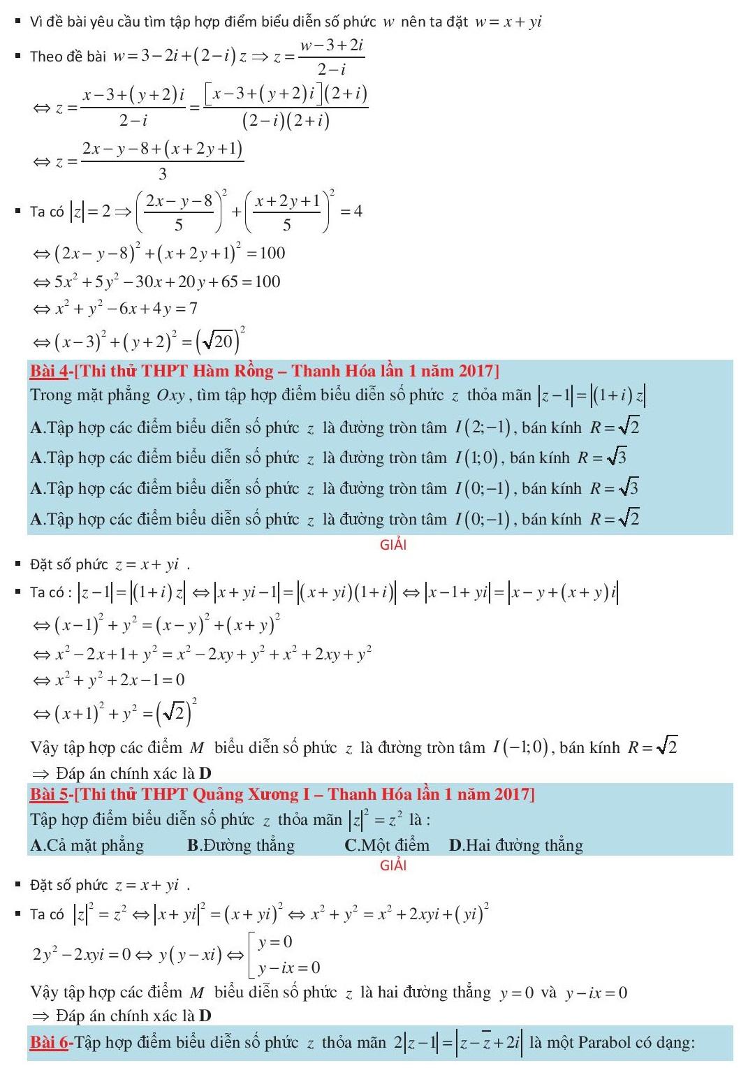 Giải dạng quỹ tích số phức bằng máy tính casio (7).jpg